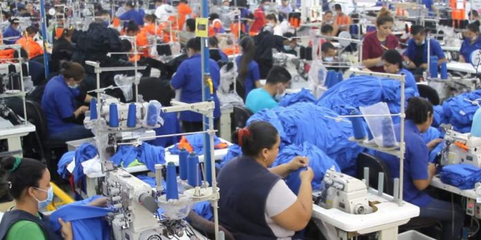 Producción mascarillas Honduras ganancias