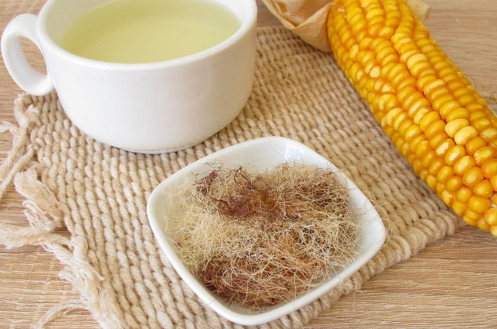 beneficios de barba de maíz