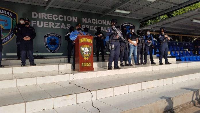 Presentan extraditable Martín Díaz