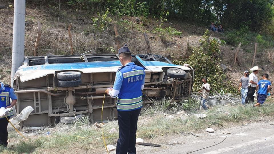 colisión deja heridos en Copán