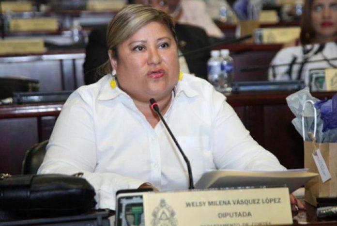 Welsy Vásquez Partido Nacional
