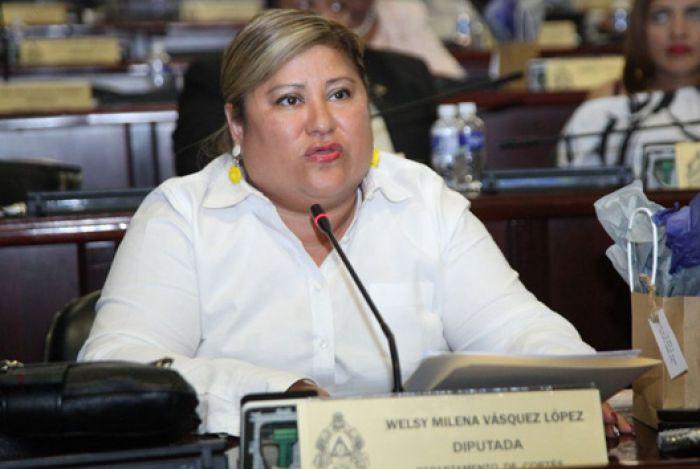 Diputada: «Da vergüenza» que miembros del PN sean mencionados en casos de corrupción