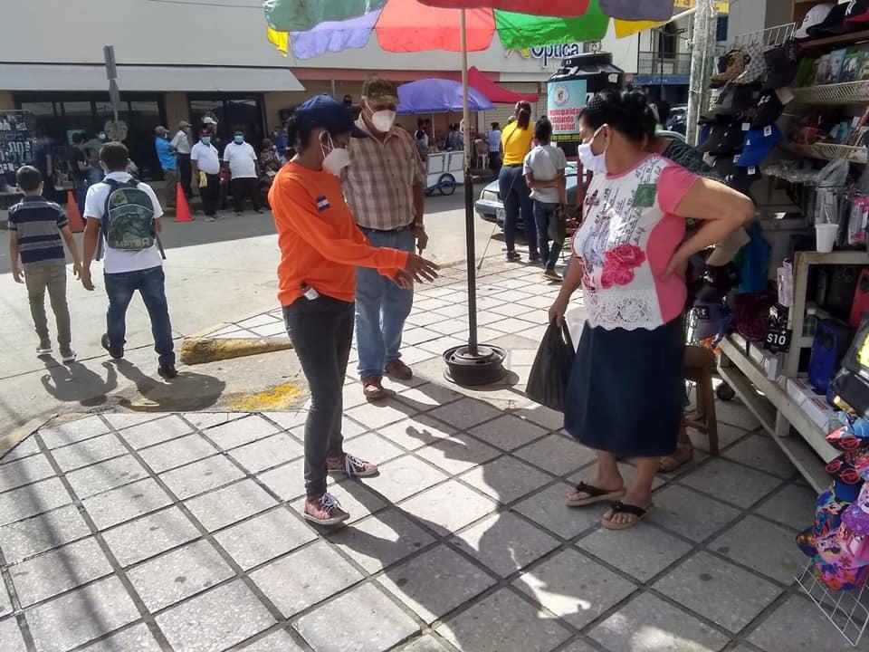 dígitos circular Honduras