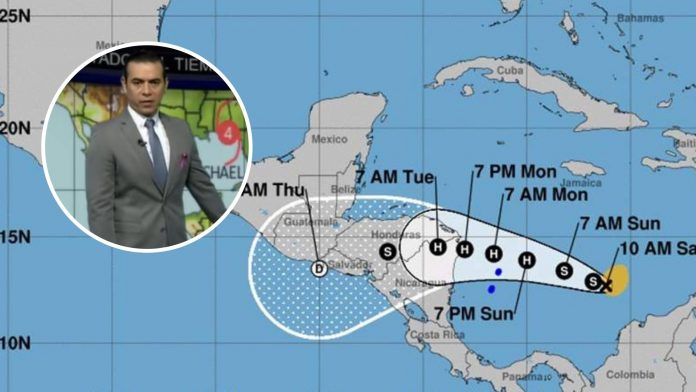 Huracán Honduras 2021