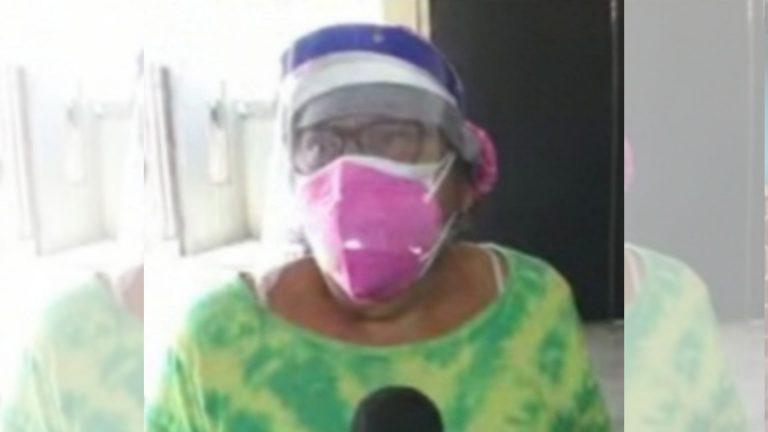 «No sé qué vamos a hacer», hondureña llora por un cupo en hospital de TGU