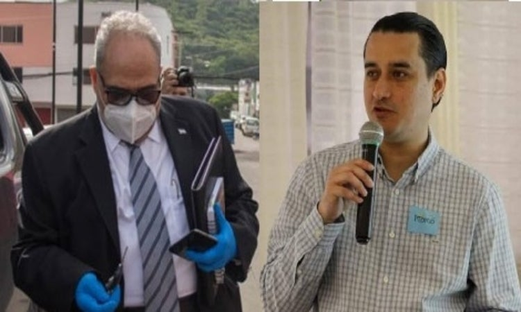 Abogado de Marco Bográn: Hospitales móviles se compraron por orden de ministros
