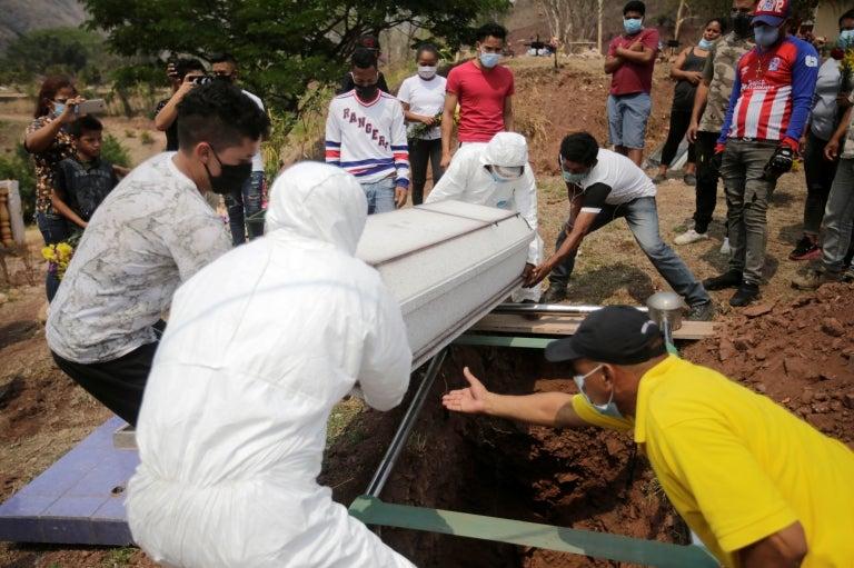La cifra más alta de la pandemia: SINAGER confirma 57 nuevas muertes por COVID