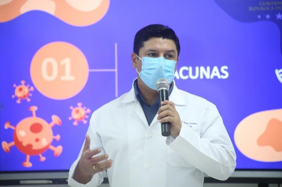 Salud casos COVID-19