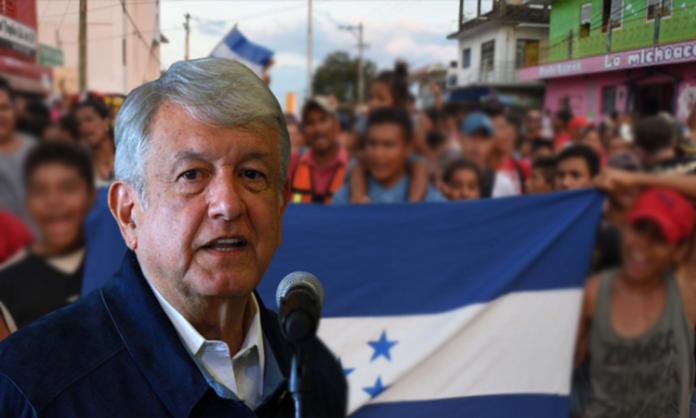México visas para hondureños