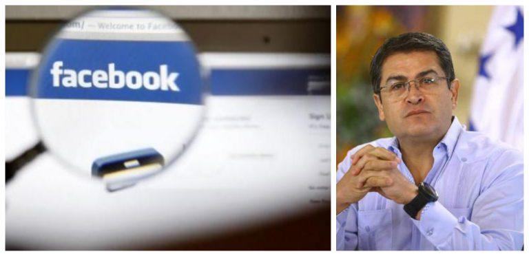The Guardian: Facebook sabía de campaña de manipulación del presidente de Honduras y no actuó