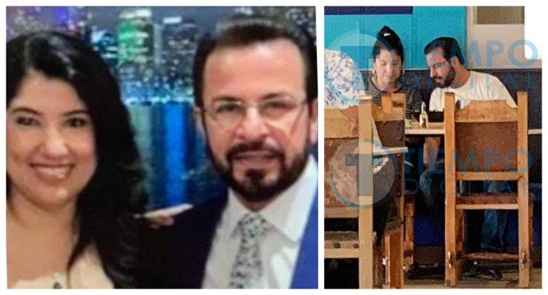 VÍDEO| Captan en Miami al pastor German Ponce disfrutando de su «luna de miel»
