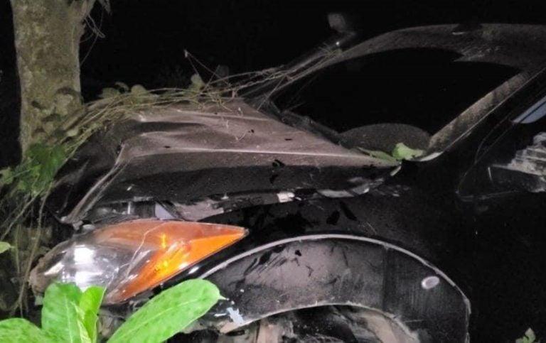 Jovencito embiste y mata a dos señores que conducían bicicleta en Copán