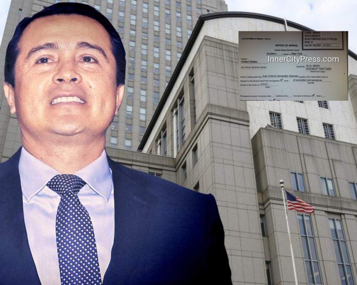 Apelación de Tony Hernández
