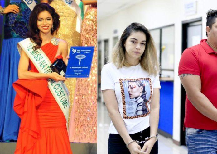 Condenan a ex Miss Honduras.