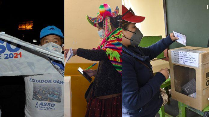 Elecciones Perú, Ecuador y Bolivia