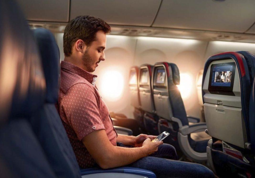 bloquear asientos de aviones reduce el COVID