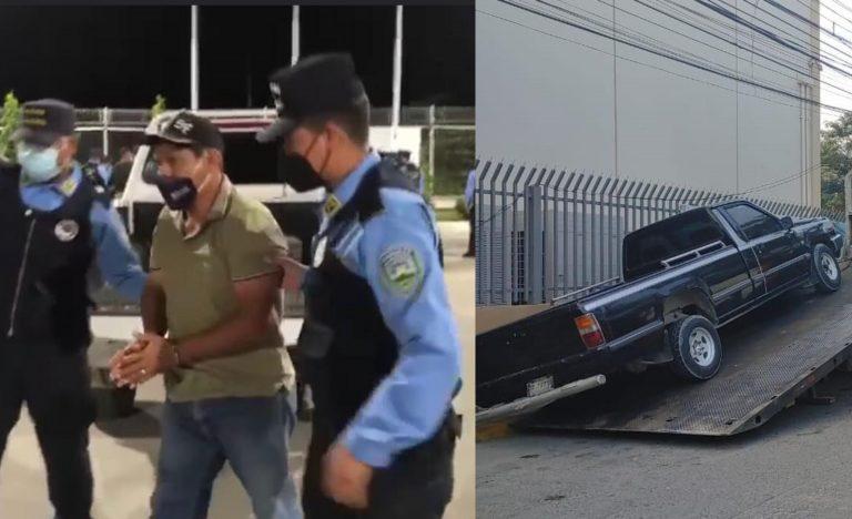 SPS: envían a la cárcel a acusado de muerte de conductor de grúa