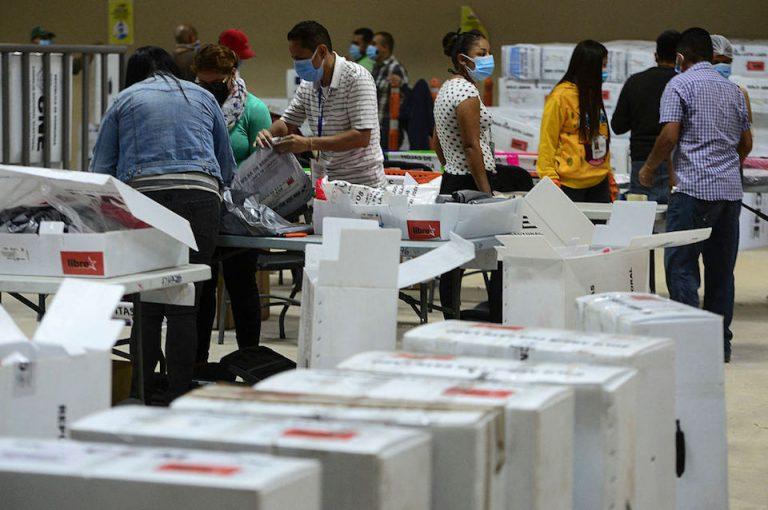 """""""Mel"""" Zelaya: Libre superó la meta de votos en las elecciones primarias"""