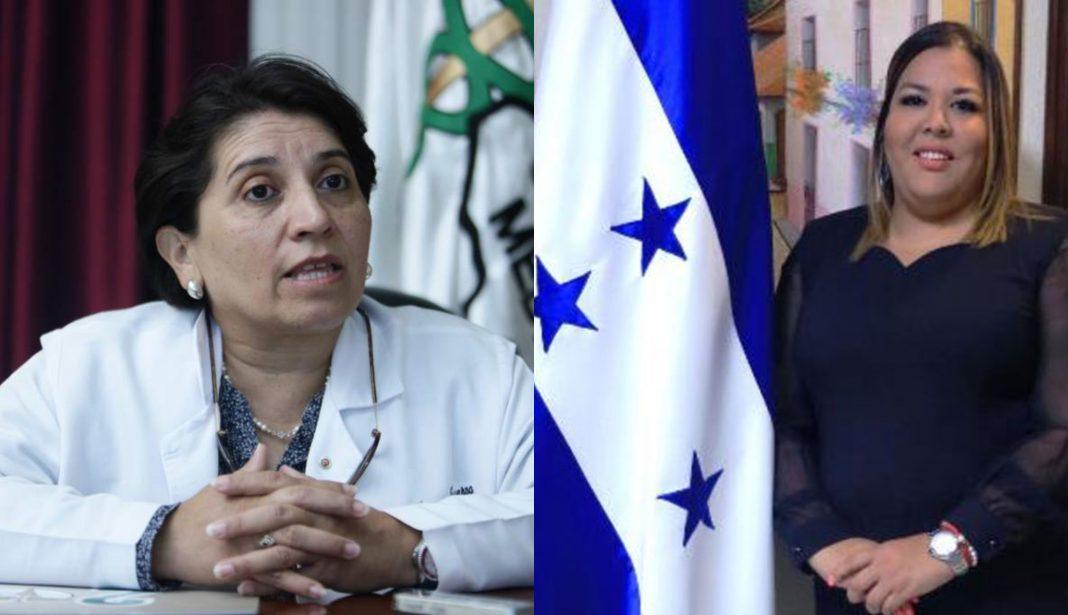 Dra Figueroa falta medicamentos IHSS