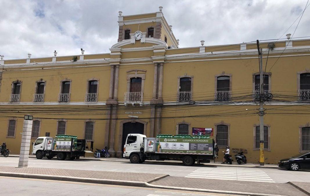 demanda oxígeno hospital San Felipe