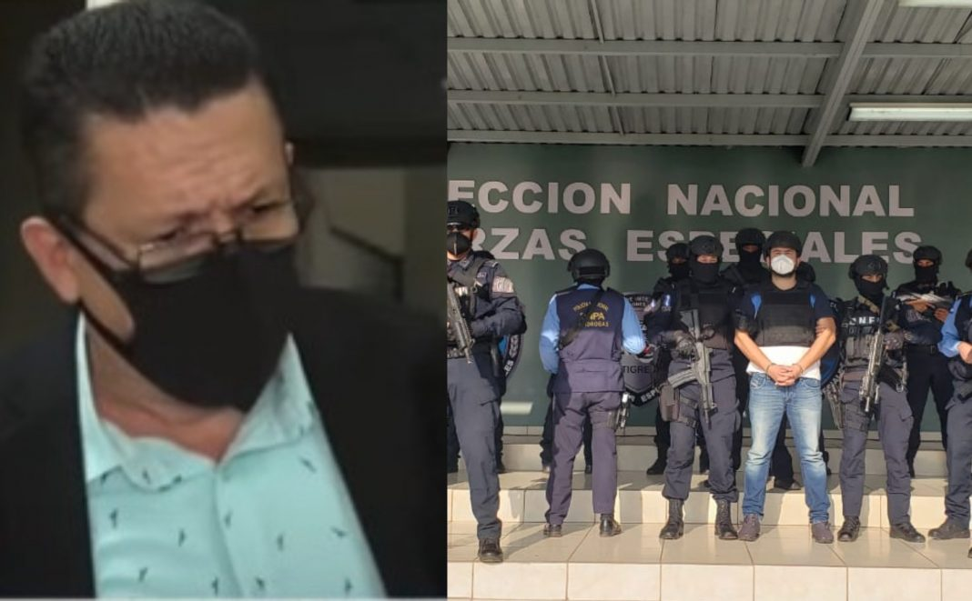 Defensa extraditable Martín Díaz