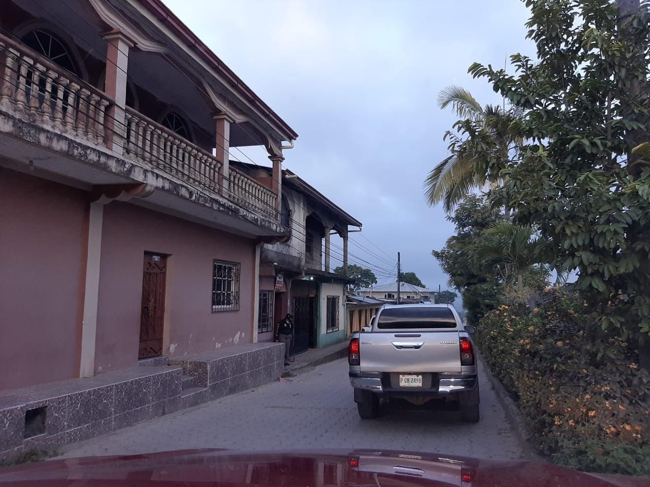 allanan inmuebles en Copán y Cortés
