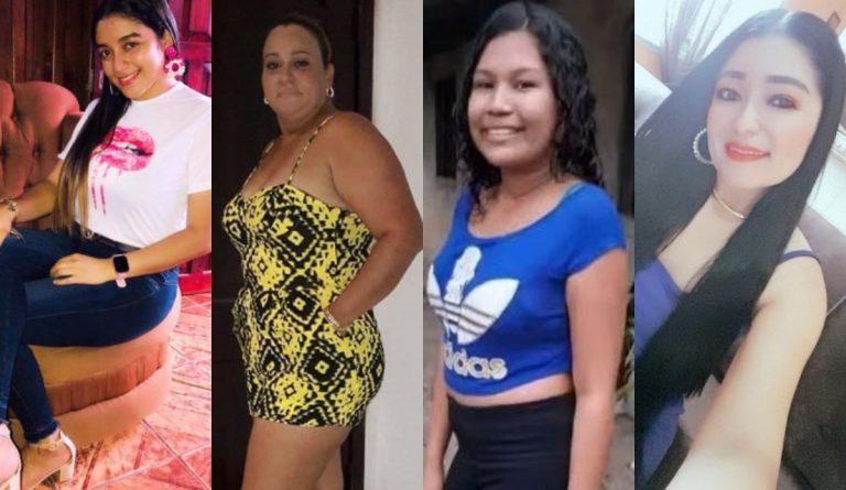 En menos de un mes: 8 muertes violentas de mujeres que conmocionaron en Honduras