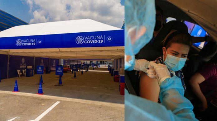 centro de vacunación autoservicio El Salvador