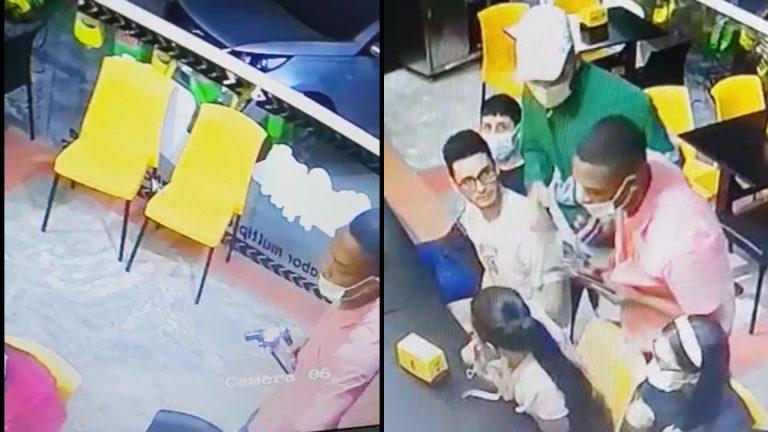 Asalto a jóvenes en restaurante no fue en Honduras, aclara Policía