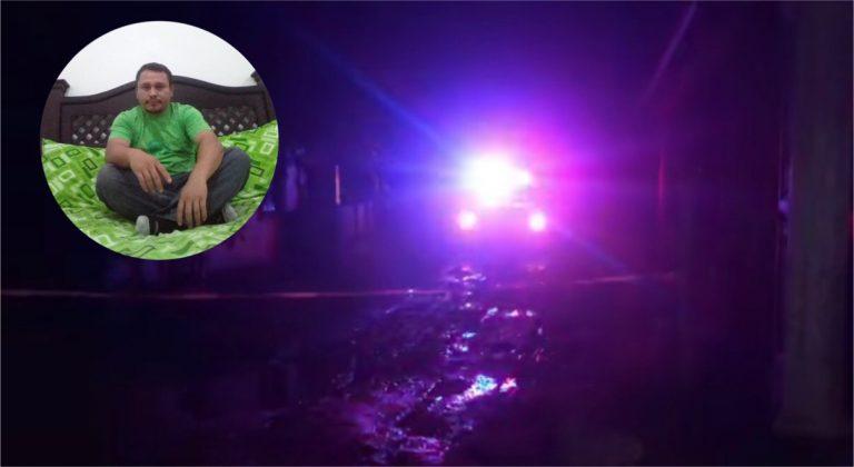 Sujetos entran a su casa y matan a hombre en Dos Caminos, Villanueva