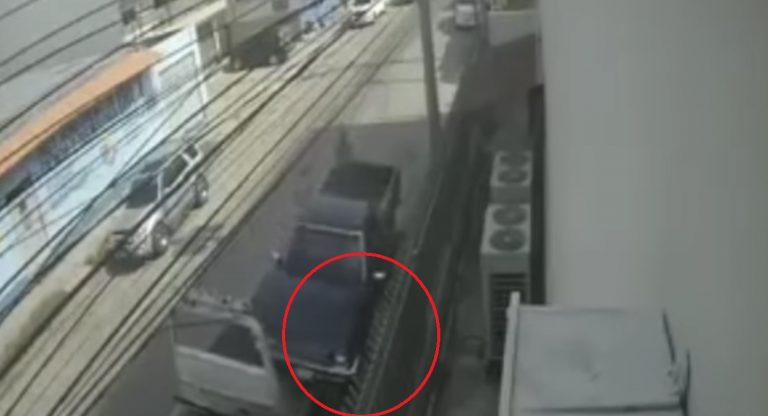 SPS: ¿qué ocasionó el accidente donde murió el conductor de una grúa?