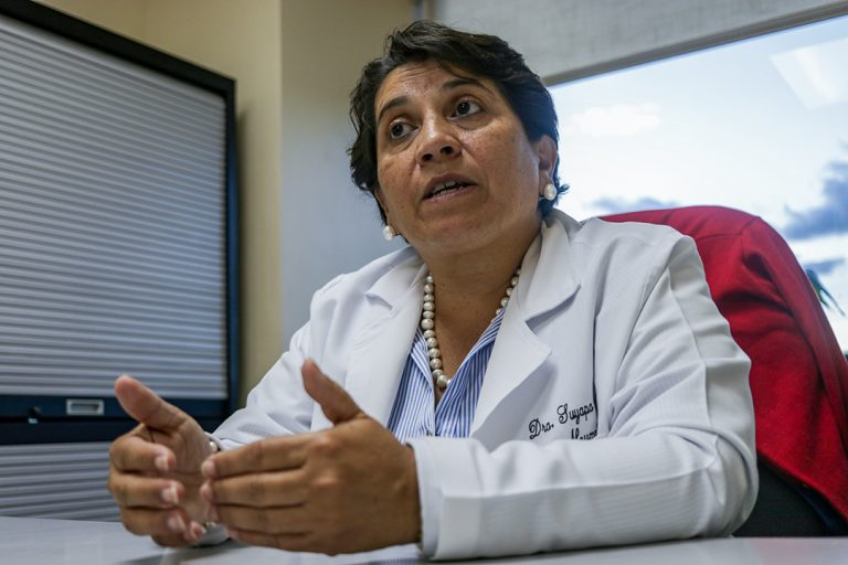 """Panorama """"desolador"""": Figueroa explica los riesgos de la nueva variante de COVID"""