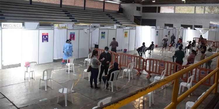 Triajes pruebas Covid Honduras