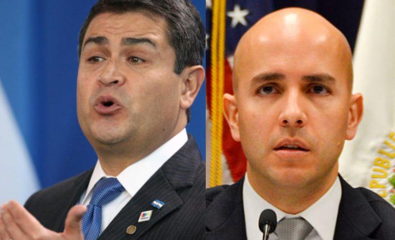 Asesor de Biden: Pese a denuncias, EEUU seguirá trabajando con presidente de Honduras