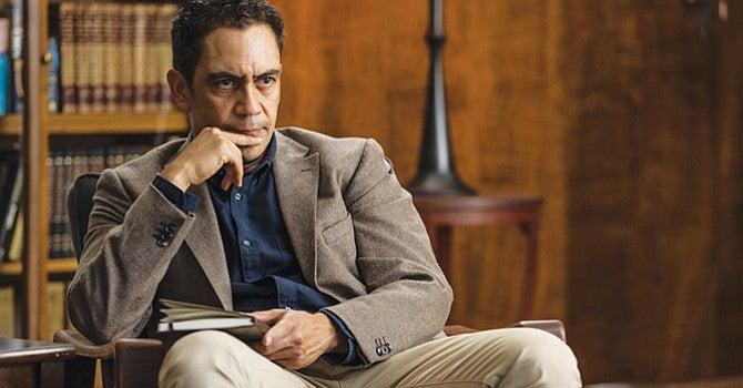 Actor hondureño José Zúñiga