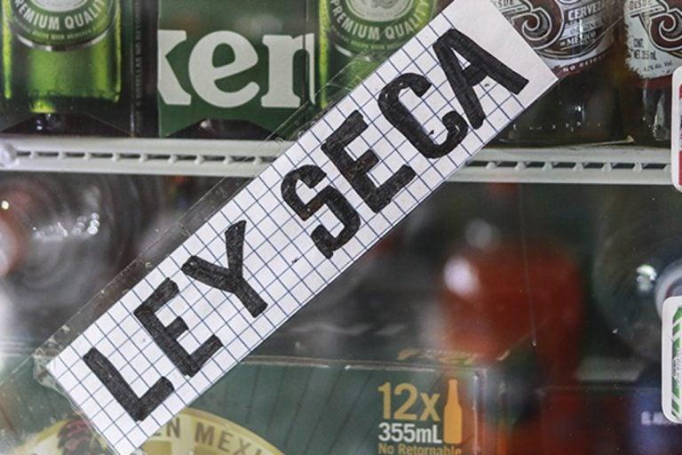 Semana Santa: Hasta L15 mil de multa a negocios que incumplan Ley Seca