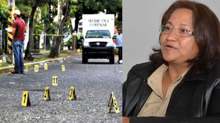 OV-UNAH: Tasa de homicidios sitúa a Honduras como tercer país más violento de LA