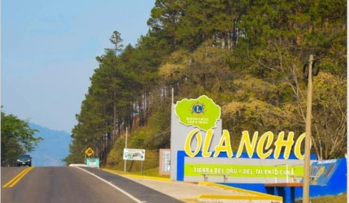 Establecen restricciones Olancho