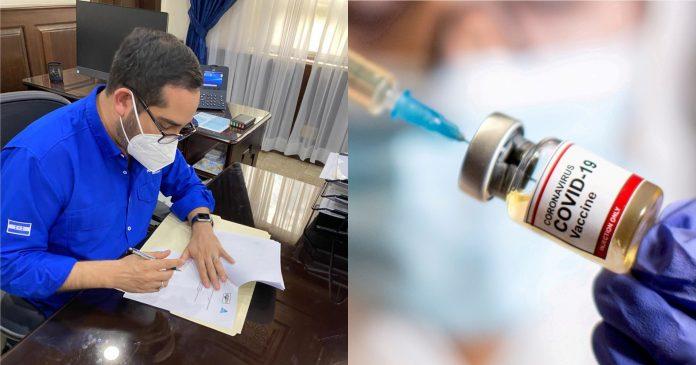 firma convenio sector privado vacuna covid-19
