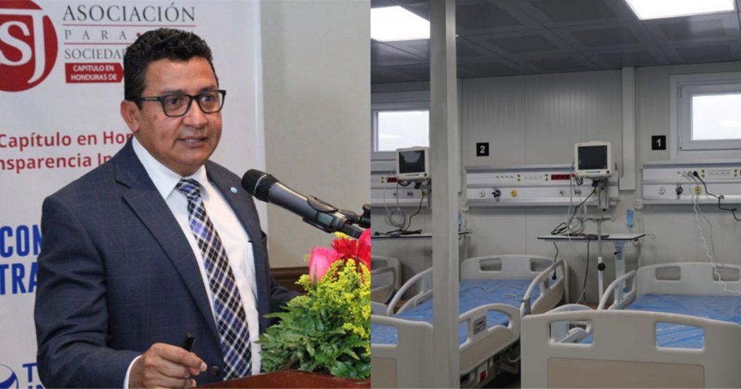 carlos Hernández hospitales móviles