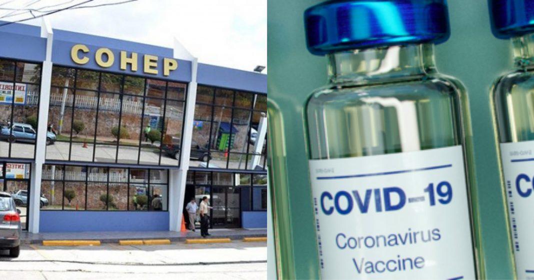 empresas vacunas covid-19 cohep