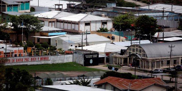 Covid-19 cárceles Honduras