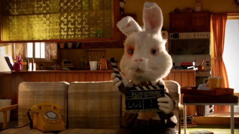VÍDEO| Así surgió Ralph, el conejo de laboratorio del que todos hablan