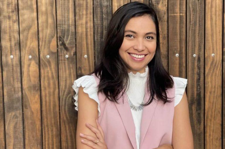 ¡Destacada! Eda Sofía, hondureña que lidera construcciones ecológicas en Chile