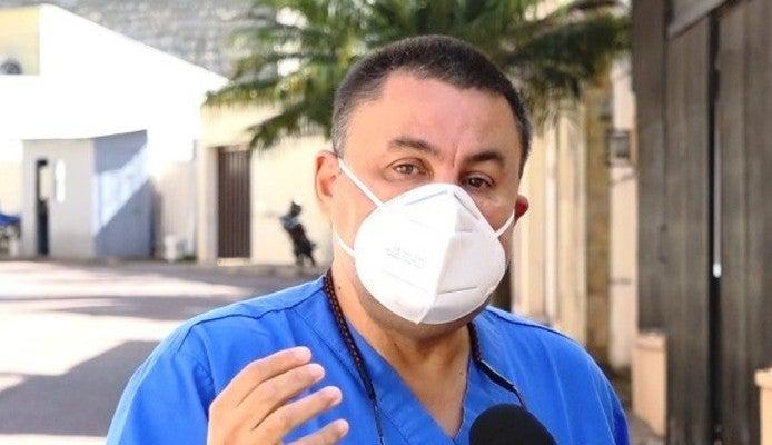 Dr Umaña: El 70 % de los hondureños no muestra respeto por la pandemia