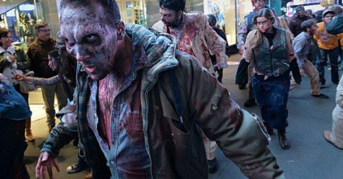 apocalipsis zombi Estados Unidos