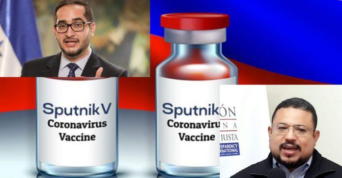 FONAC compra vacunas rusas
