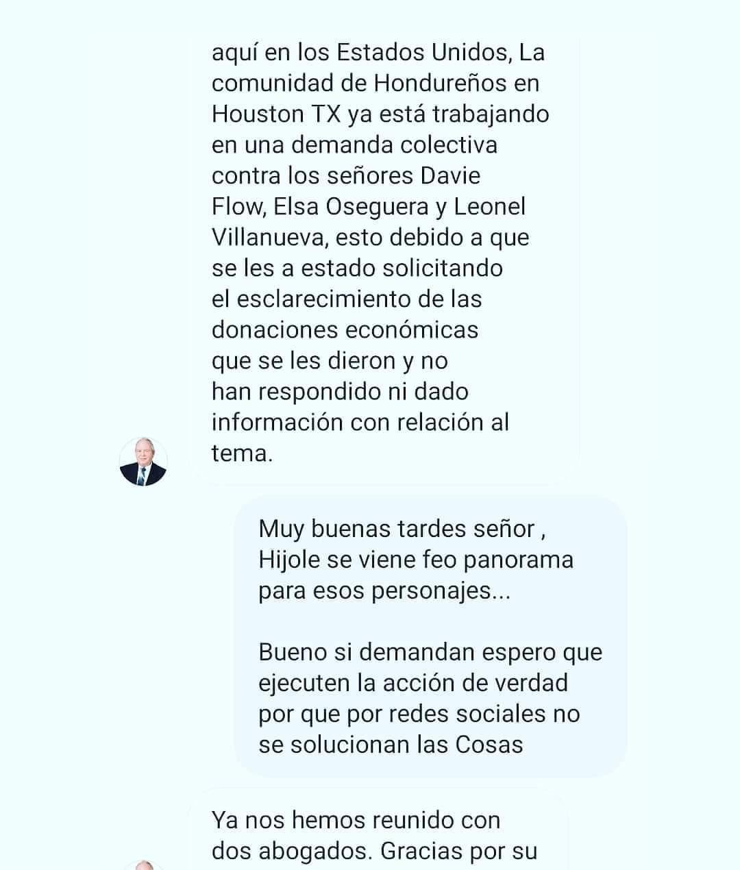Elsa Oseguera Davis Flow robo