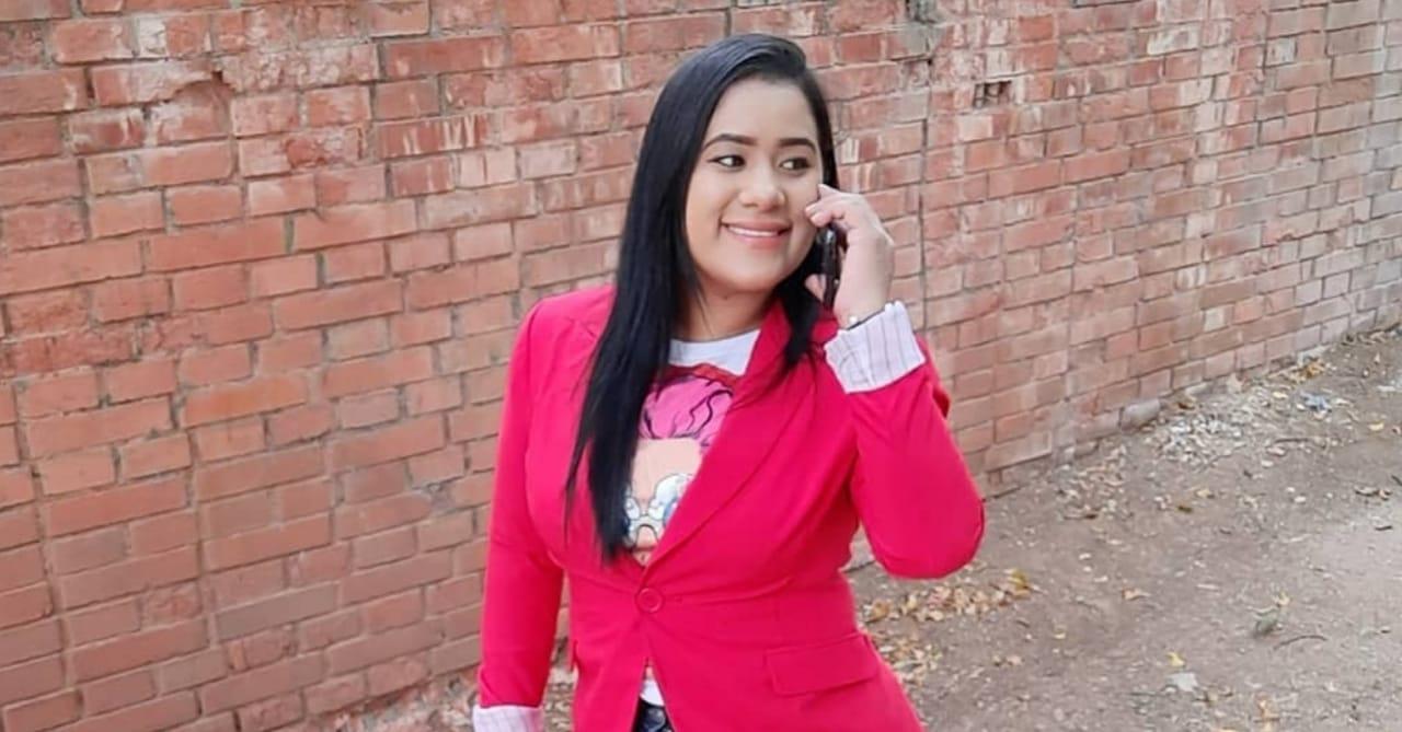 Joselin Flores error televisión