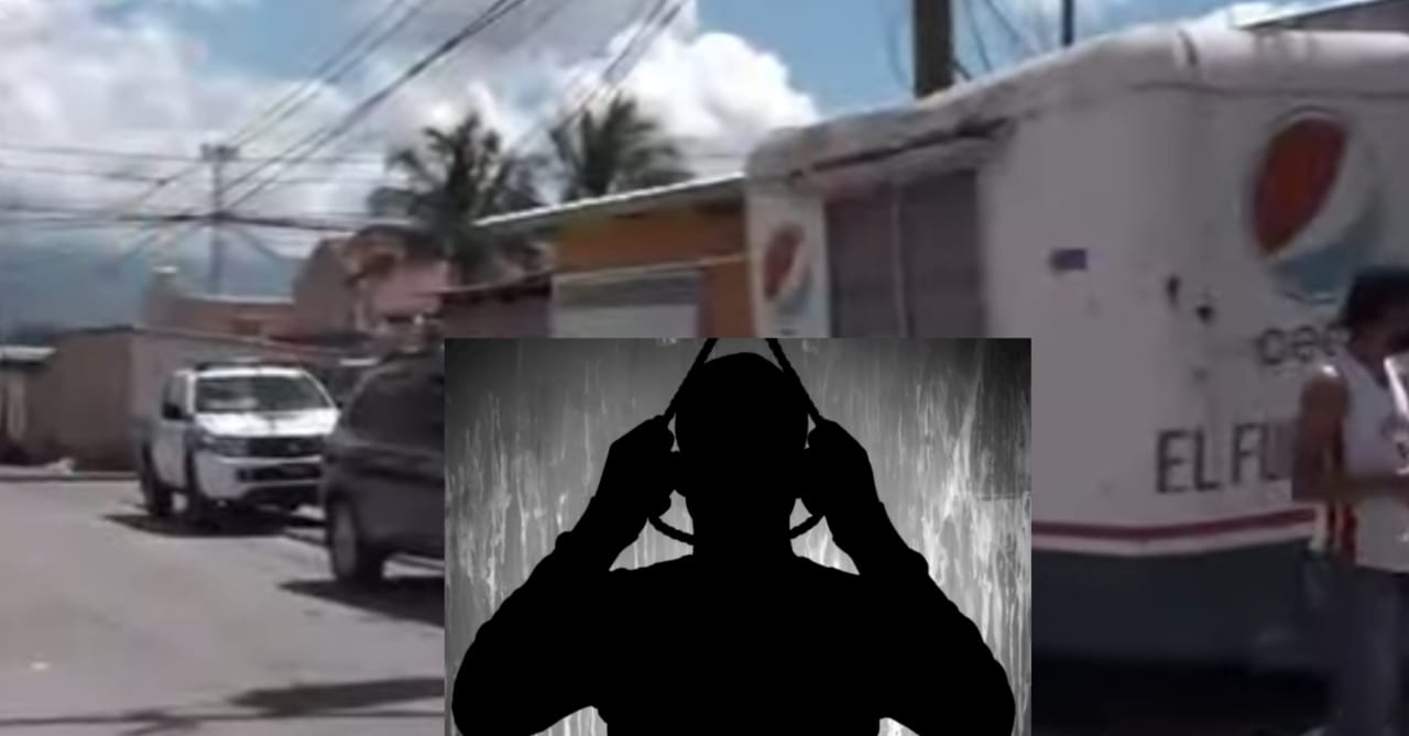 suicidio colonia Las Torres TGU